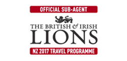 2021 British and Irish Lions Official Operator Company Subagent Tour UK South Africa Packages