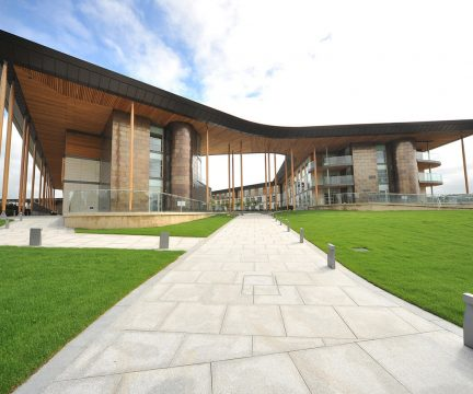 St Georges Park Courtyard