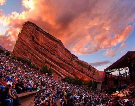 Denver Red Rocks