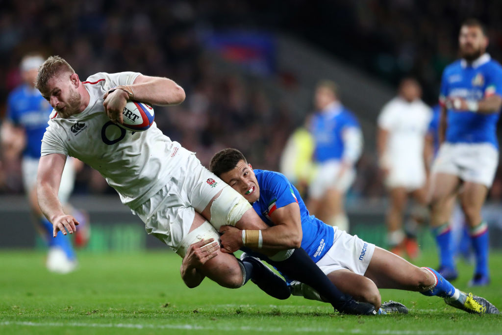 England v Italy - Guinness Six Nations
