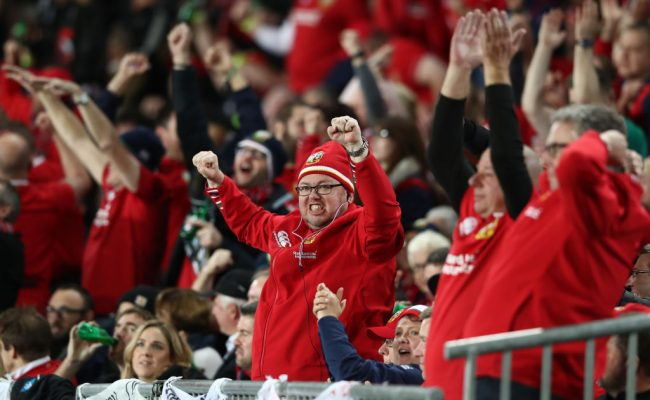 New Zealand v British & Irish Lions - Third Test Match