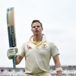 Steve Smith Australia Cricket Ashes 2021/22