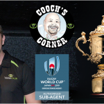 Rugby World Cup Preview Podcast | COOCH'S CORNER