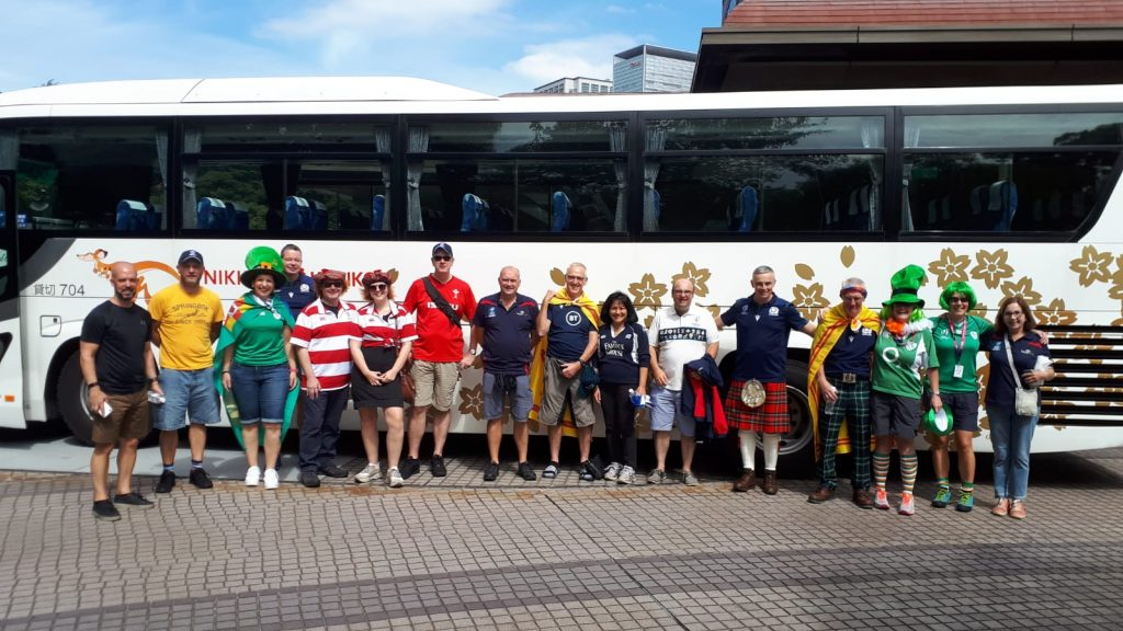 Rugby Sports Tours   Venatour at Rugby World Cup 2019™