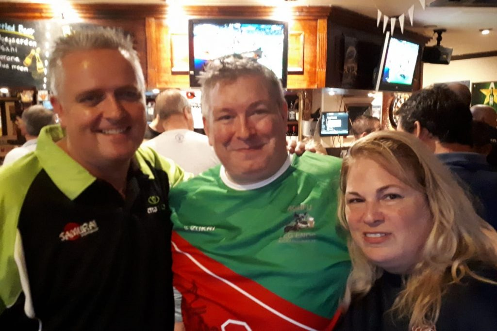 Venatour at Rugby World Cup 2019™, Rugby Sports Tours