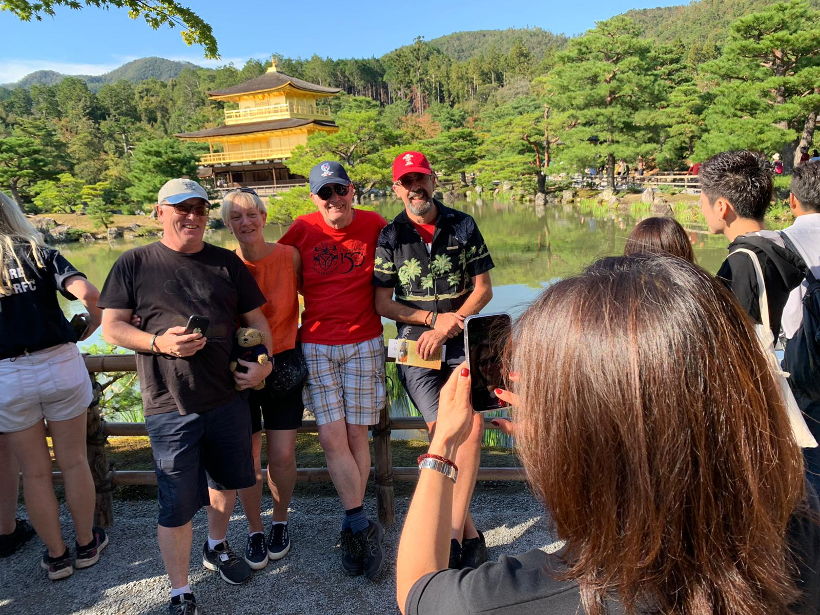 Venatour at Rugby World Cup 2019™, Sports Tours