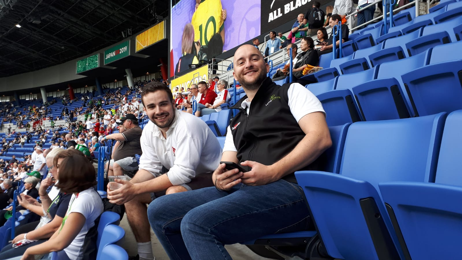 Venatour at Rugby World Cup 2019™, Sports Travel