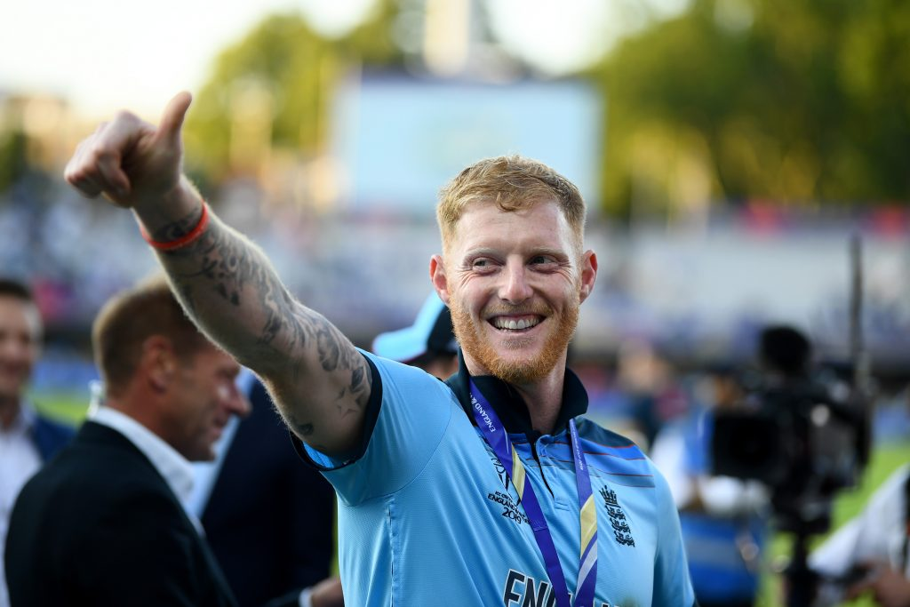 Ben Stokes England Cricket New Zealand World Cup Final Cricket 2019