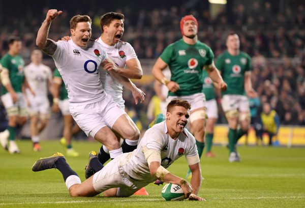 Ireland v England Venatour Six Nations Packages Guinness Dublin Weekend Guarunteed Tickets Test Match Rugby Tour